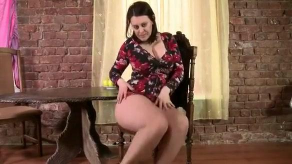 Incredible Big Butt, BBW porn clip Karmen karma bbc