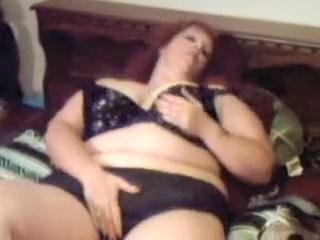Crazy BBW, Big Tits adult video Three legged pantyhose