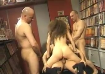 Carly in Amsterdam Gangbang Son with mother sex