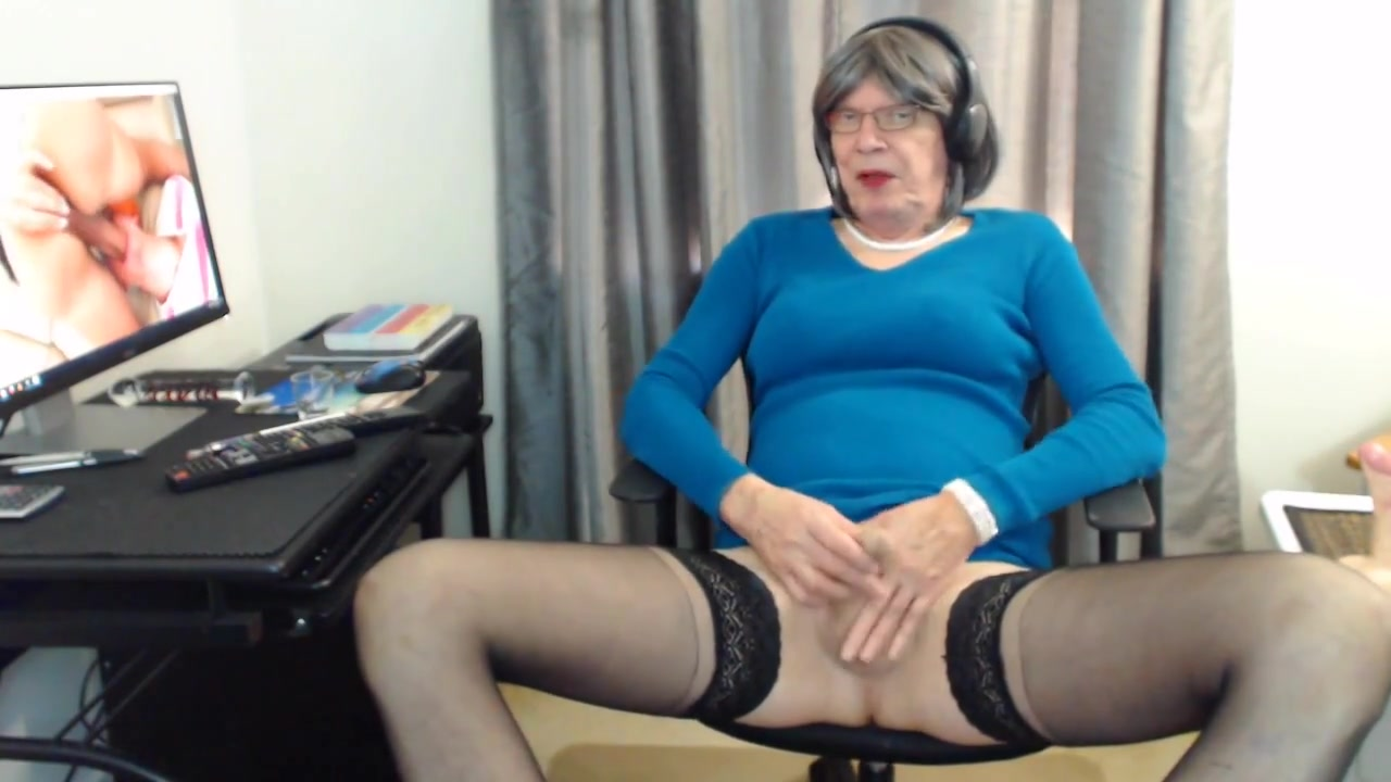 Lovely old whore stroking her shaved cock girls check up nuse