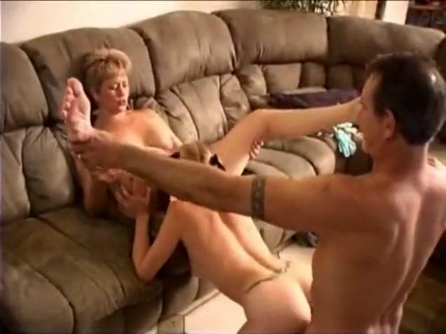 Horny Threesomes, Mature adult movie
