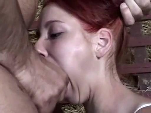 Amazing Redhead, Blowjob xxx video fresh bar girls videos