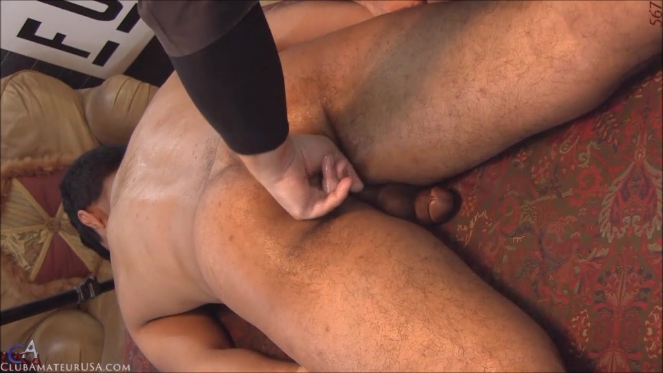 STR8 Boy Kato has an anal orgasm wife fuck girl fuck