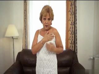 Mature Caitlin #1 Old & Young Brunette lesbian cutie
