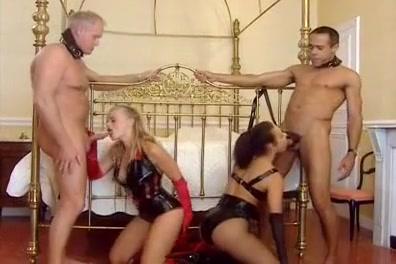 Amazing Group Sex, Femdom xxx movie