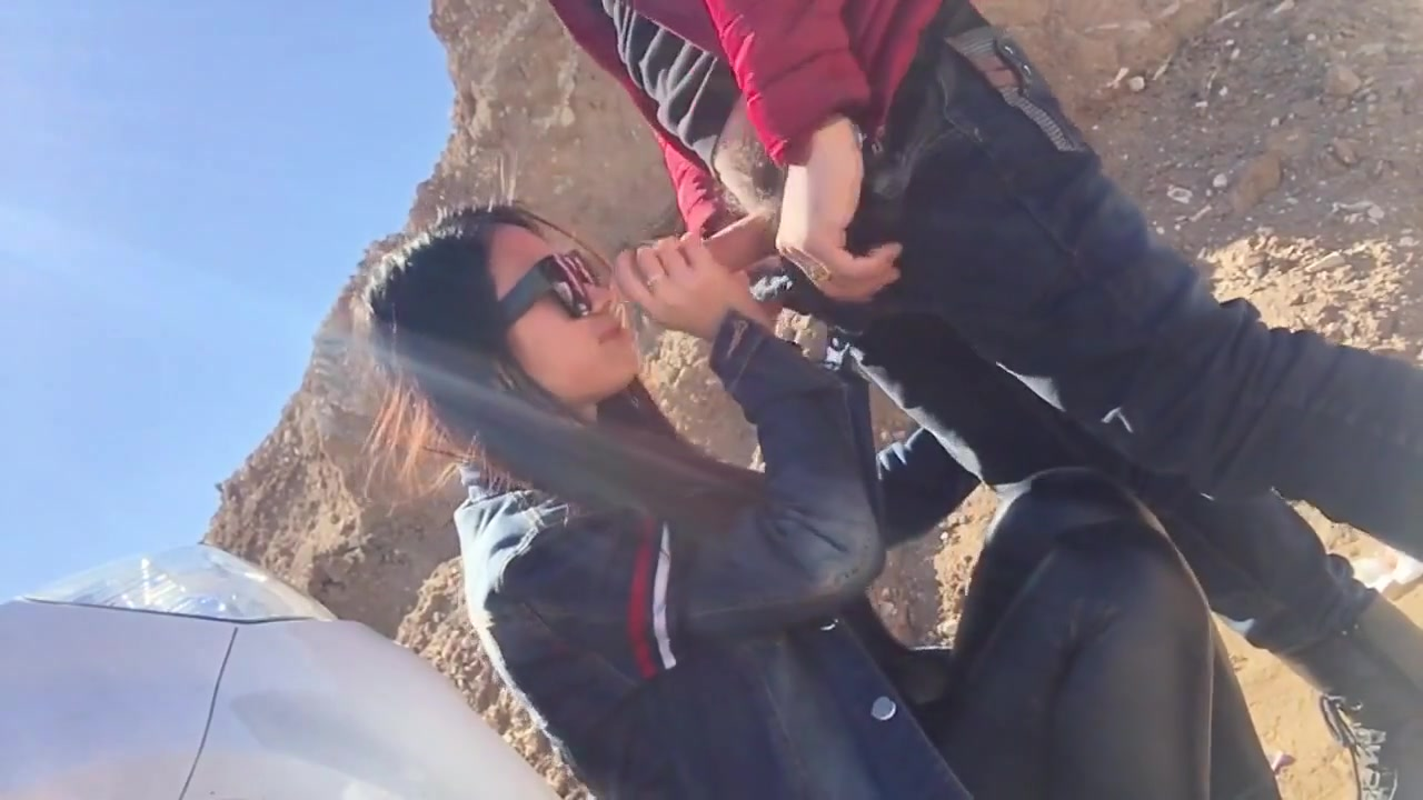 Doggy style fuck with horny college girl in mountains Pretty asian sex videos