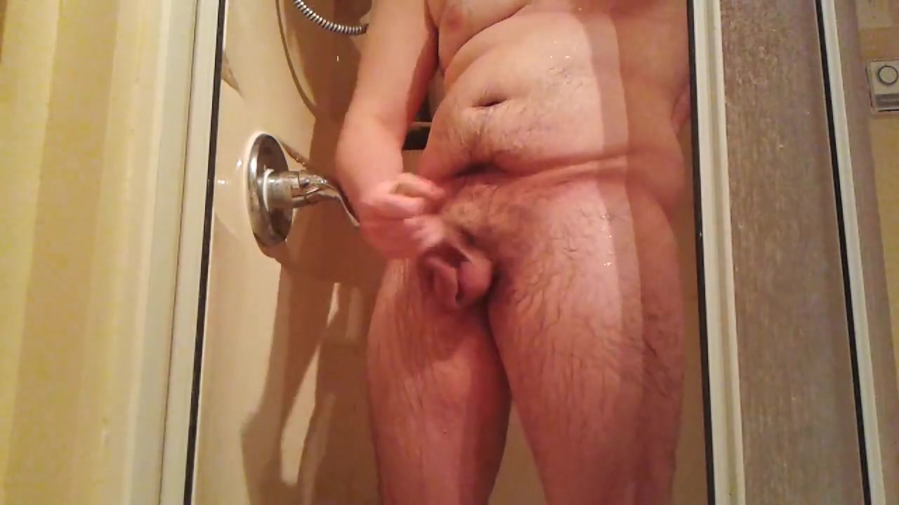 Fat guy jerking in the shower Mrs nude usa contest
