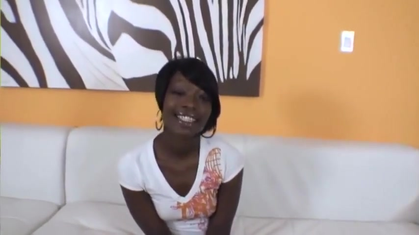 Ebony Lives for Dick teen girls in bras