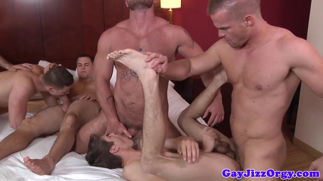 Johnny Rapid has friends over for orgy Best Slep Ass