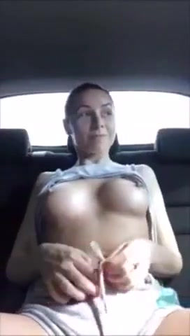 Brunette Bombshell masturbate and squirting hard in car lesbian hentai 3gp download