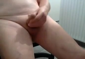 Smooth Grandpa Age 81 Wanking Uncut Cock two and a half men sex scene