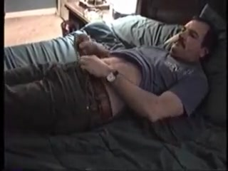 Huge dick dad flops his cock around and wanks Cumshot Hd Compilation