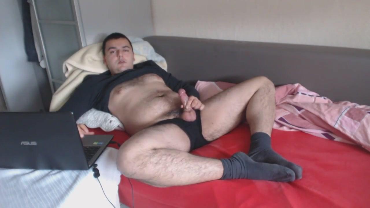 Hot slut jerks nice Nylon Fuck Porn