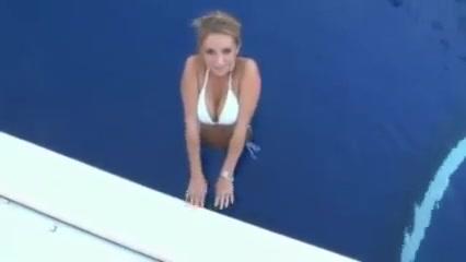 Dionne Daniels - In Pool