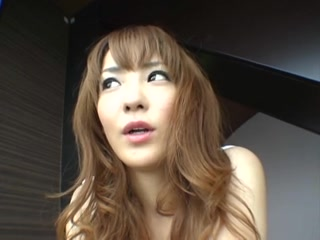 Very cute japanese amateur Extreme milf bang