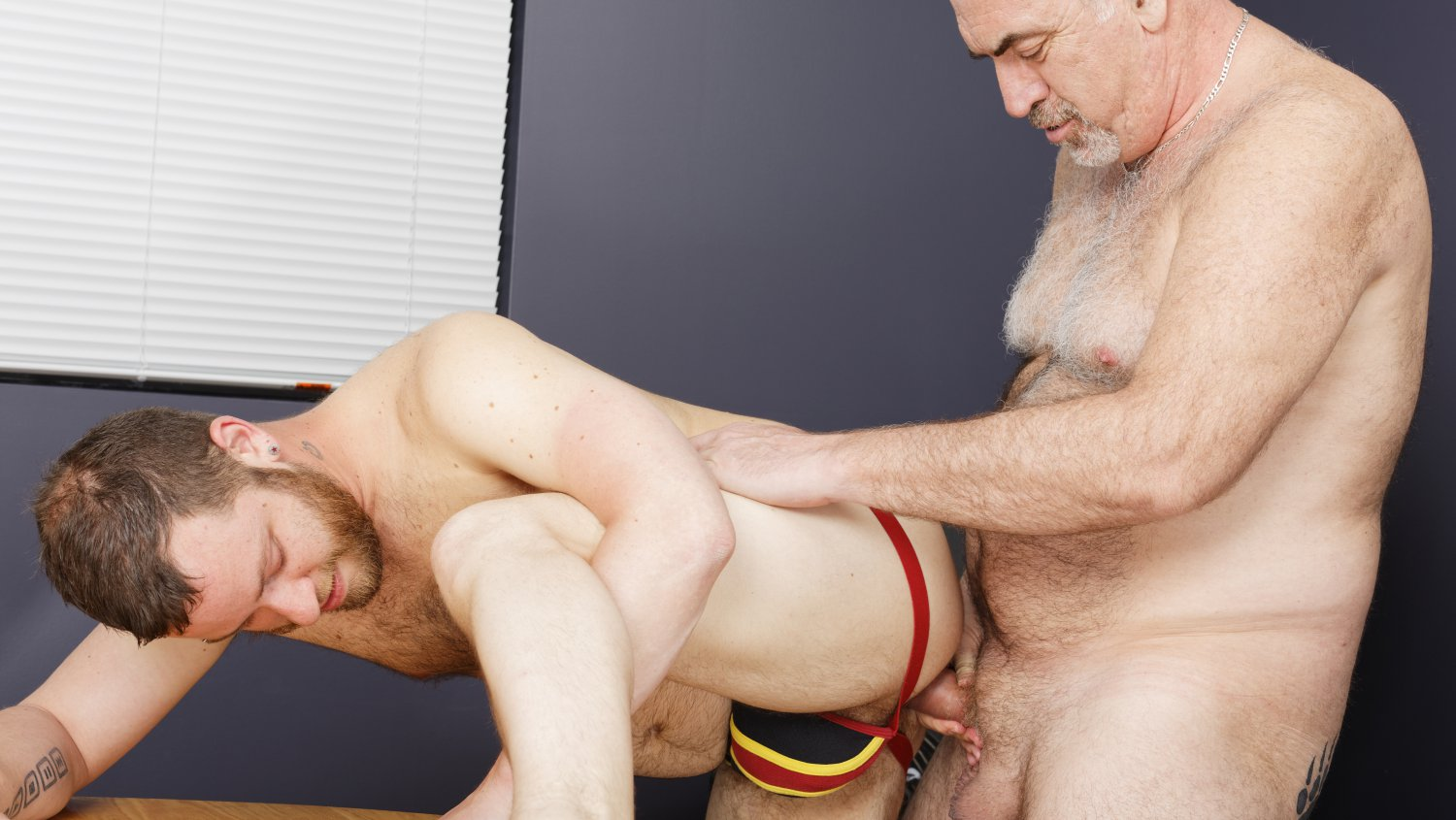 Phil Mehup and Martin Pe - BearFilms watch free porn on your cell