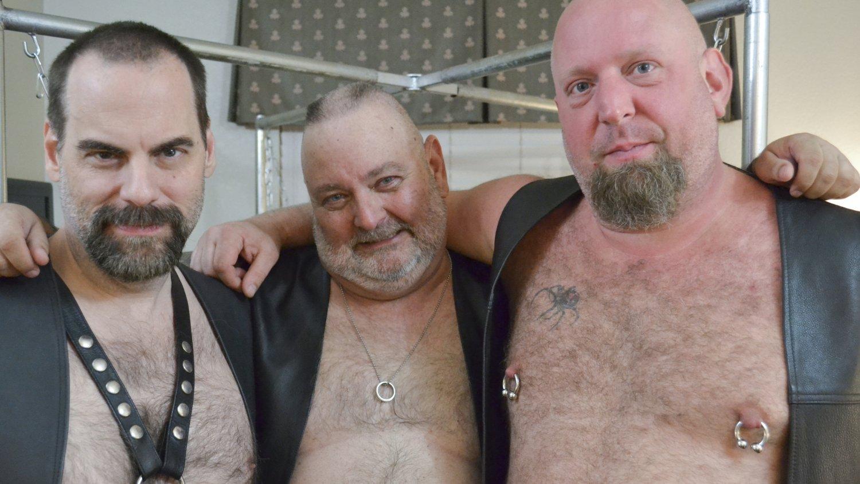 Jack Stafford, Steve Sommers and Stefan Dupuis - BearFilms hellfire sex rapidshare shyla stylez