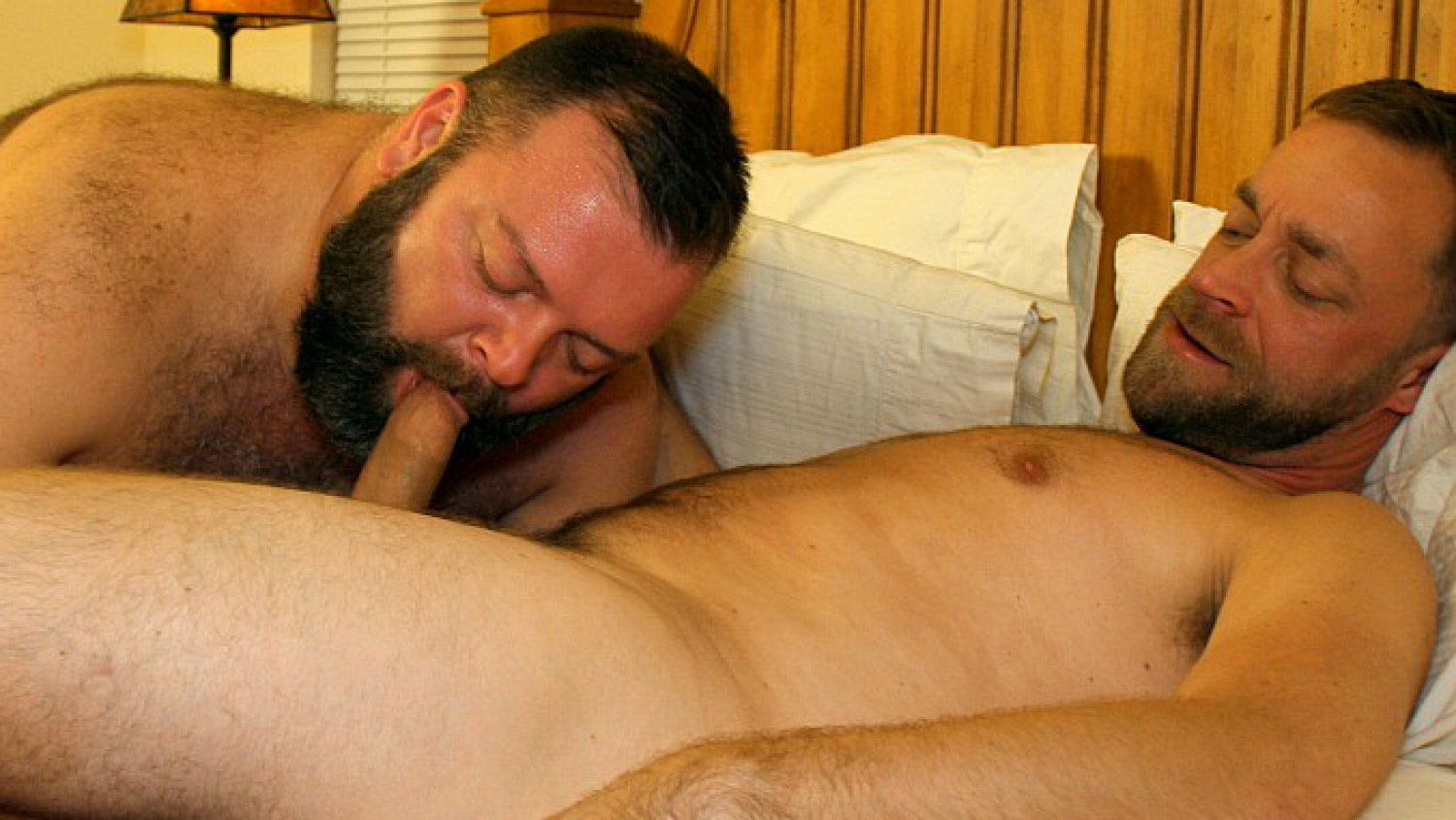 John Morewood and Kroy Bama- Video - BearFilms American hot and sexy girls