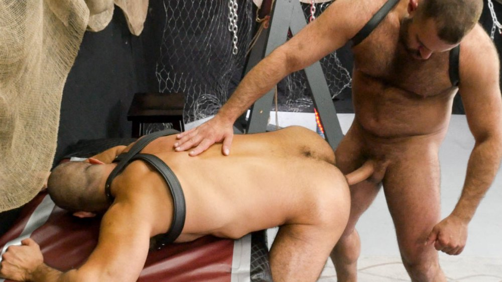 Amir Badri, Marcus Isaacs and Matthieu Angel - Part 2 - BarebackThatHole I Fuck Aunt