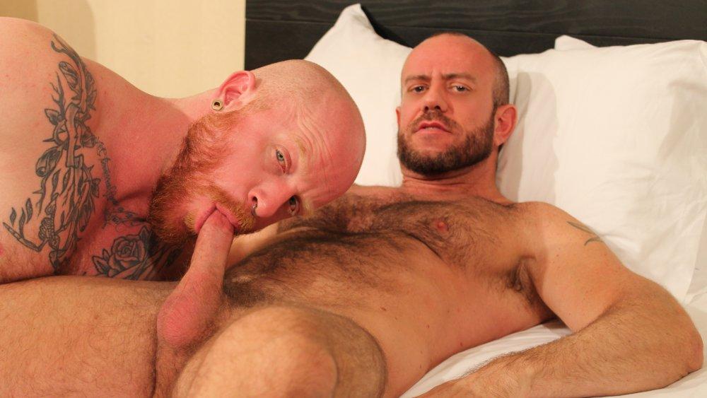 Matt Stevens and Brock Rustin - BarebackThatHole Big amazon women naked