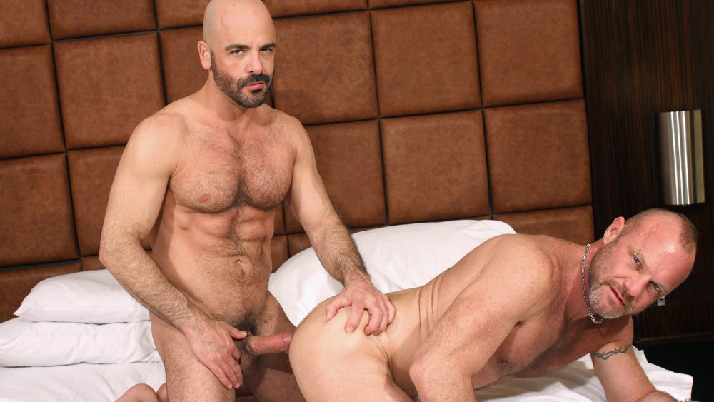 Chad Brock and Adam Russo - BarebackThatHole Online hookup site in united state
