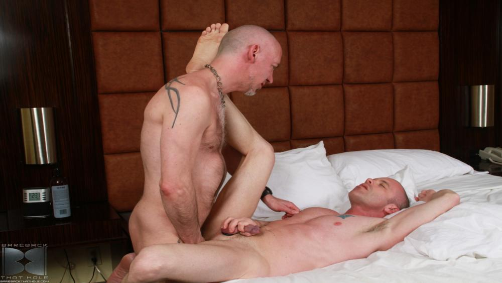 Antonio Biaggi and Chad Brock - BarebackThatHole Bbw facesit femdom
