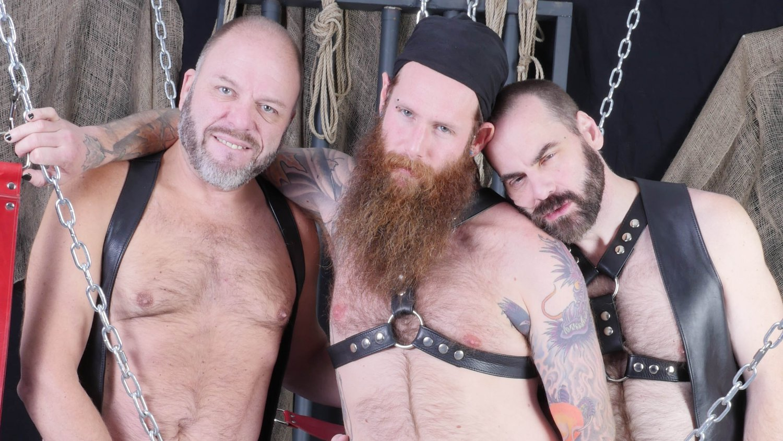 Ass Pounding Arsenault Part 2 - HairyAndRaw Flat chest milf