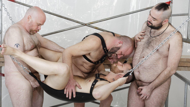Phil Mehup, Bear Steven, Bearsilien, Steve Brody - HairyAndRaw Jordu scheels wife sexual dysfunction