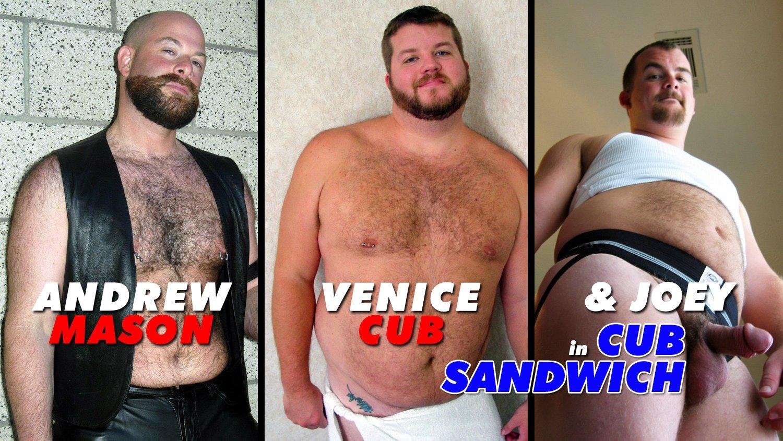 Cub Sandwich - HairyAndRaw xxx college girl blowjob gif xxx 1