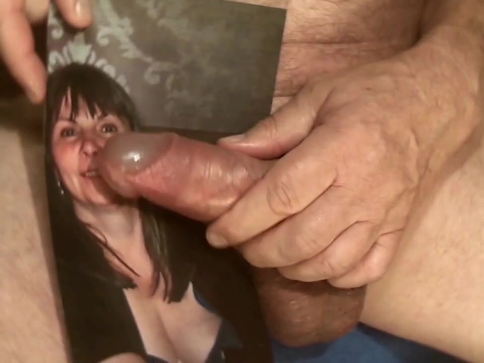 Tribute for - cum on face and big tits Gloryhole swallow wife first gloryhole fuck