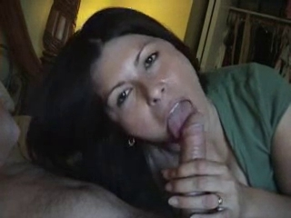 Fine oral-stimulation & drink Hot naked girls doing sex with a man