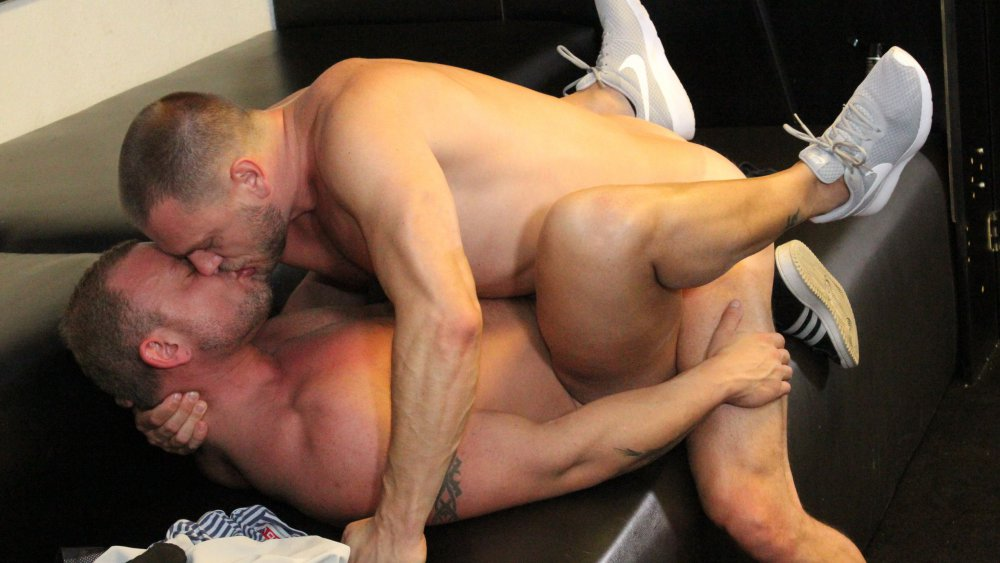 Hans Berlin and Daxton Ryker - BreedMeRaw free hard core adult porn