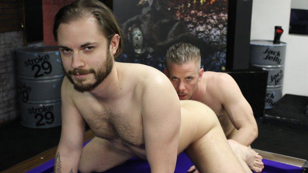 Tony Bishop and Aaron Burke - BreedMeRaw Big bare breasted women