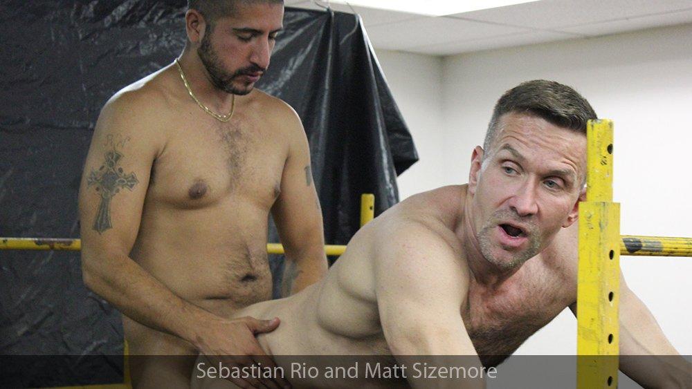 Sebastian Rio and Matt Sizemore - BreedMeRaw Were can i watch men jack off free