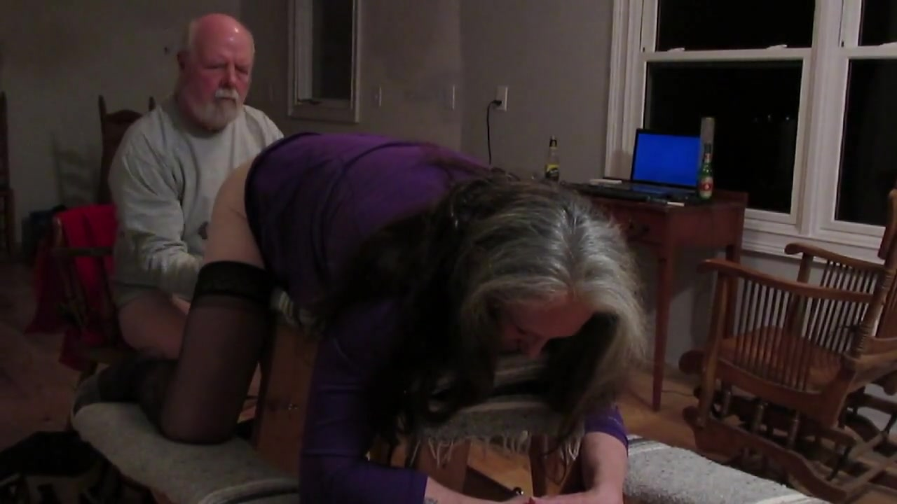 Breaking the bench with dildo and cock girls having sex in knee sox videos