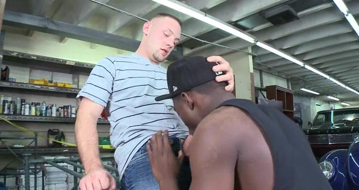 Black & white gay fucking Ecco sko str 27