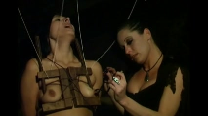 medieval play with strings Bewitching beauty is an dick rider
