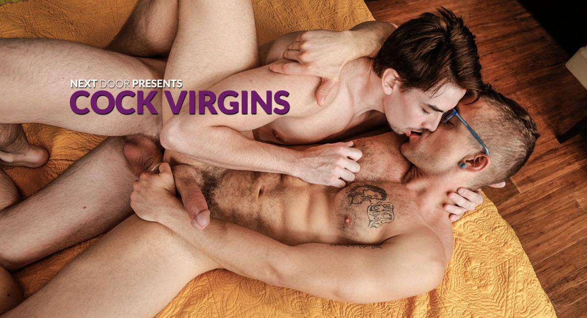 Jack Hunter & Jay Austin in Cock Virgins - NextDoorBuddies april oneil porn interracial