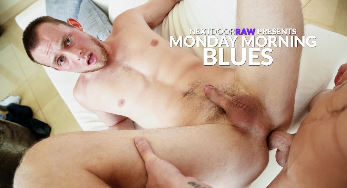 Quentin Gainz & Mitch Hanson in Monday Morning Blues - NextDoorWorld videos xxx de morritas