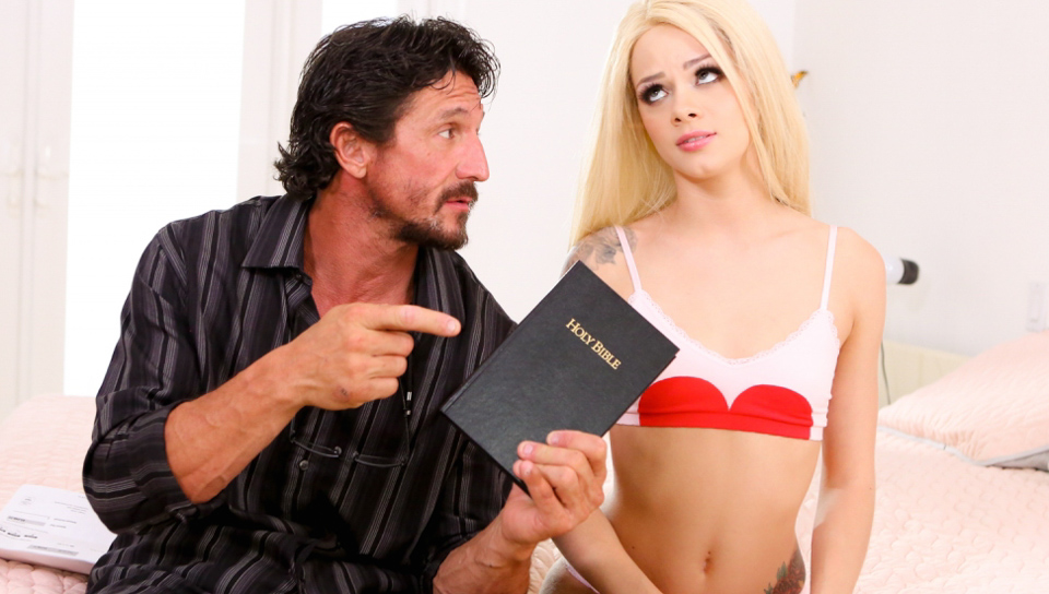 Elsa Jean & Tommy Gunn in Possessed By Pleasure - PrettyDirty Nude anime yuna