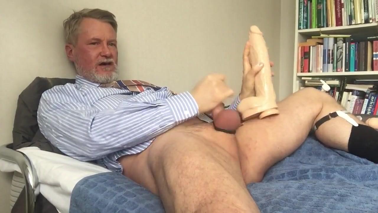 Fucking myself with my new Jeff Stryker dildo great sex videos tumblr