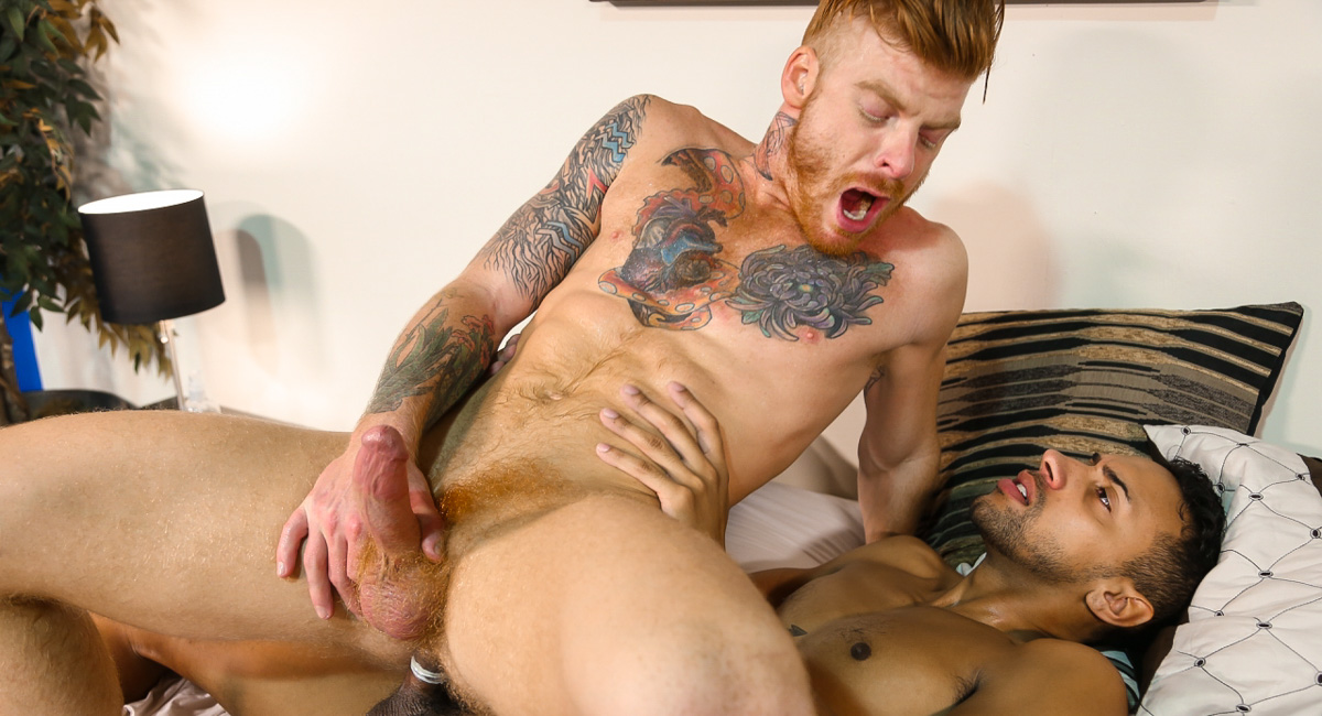 Jay Alexander & Bennett Anthony in I Need Big Cock Video - ExtraBigDicks waterloo wellington breast centre