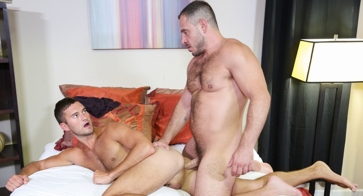 Austin Carter & Marc Giacomo in Frustrated Lover Video - MenOver55 Black sexy lesbians fucking
