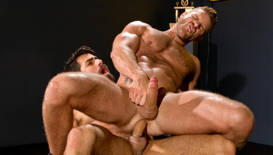 Cock Fight! XXX Video: Landon Conrad & Adam Ramzi - FalconStudios Harshad arora and preetika rao dating divas