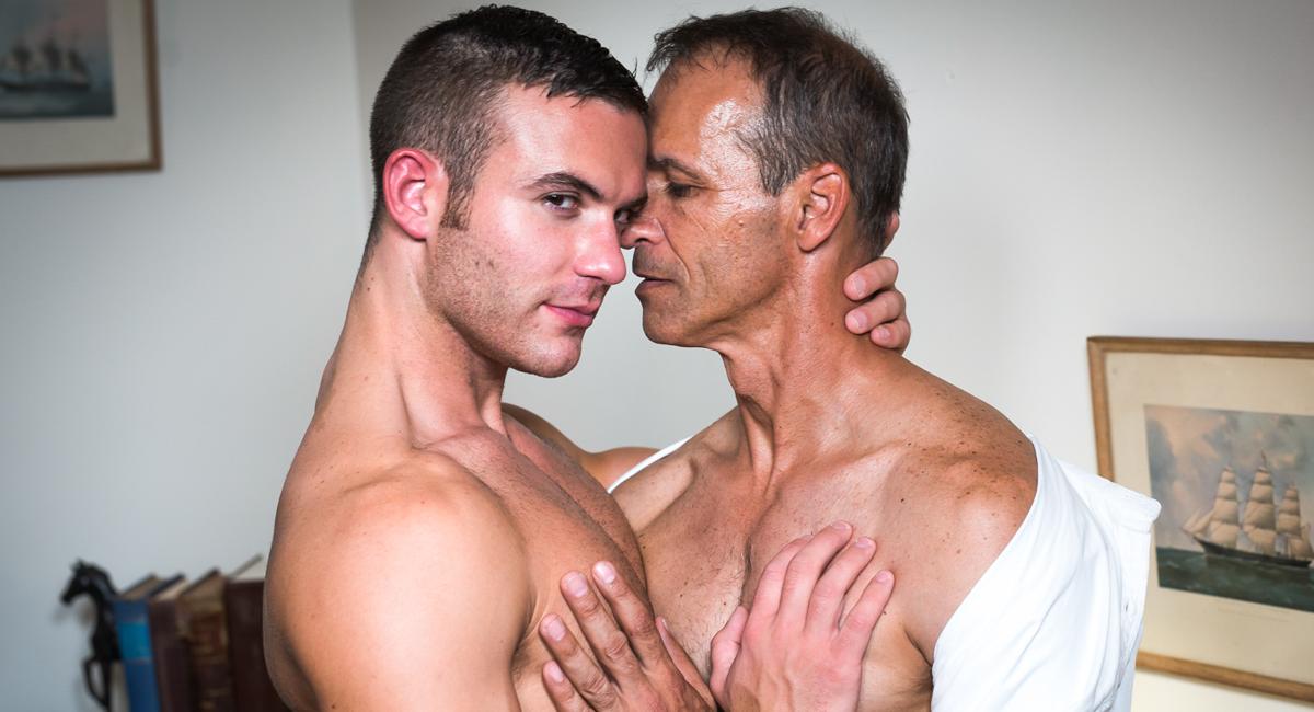 Rodney Steele & Killian James in Relax & Play - IconMale Nude closeup erotic milf gif