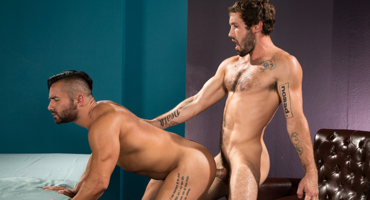 Bruno Bernal & Jeff Power in Object of Desire, Scene #02 - RagingStallion Hot sex video in pakistani