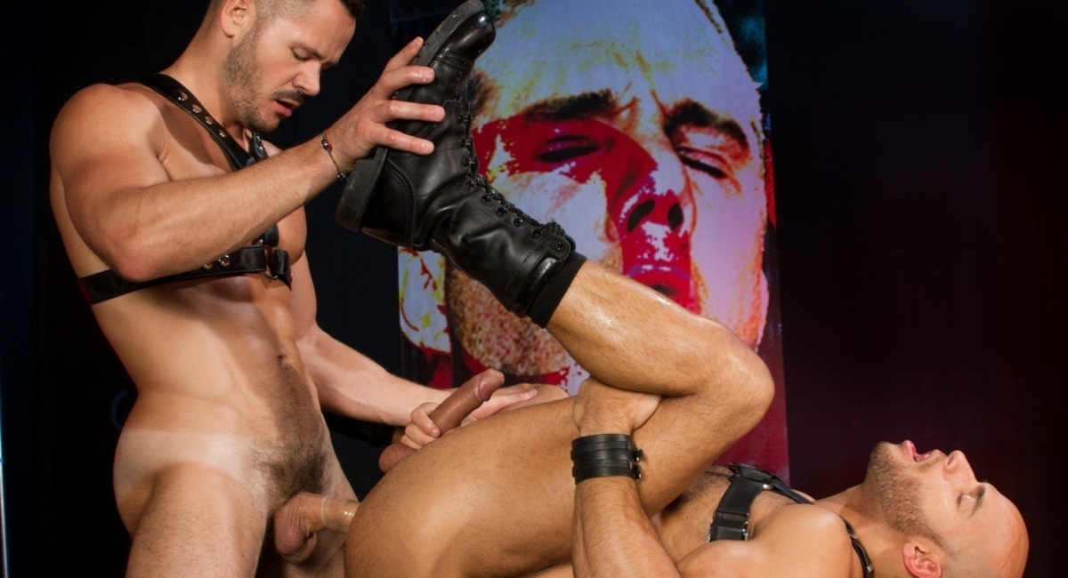 Valentin Petrov & Sean Zevran in The URGE-Pound That Butt, Scene #01 - RagingStallion free porn blacked com