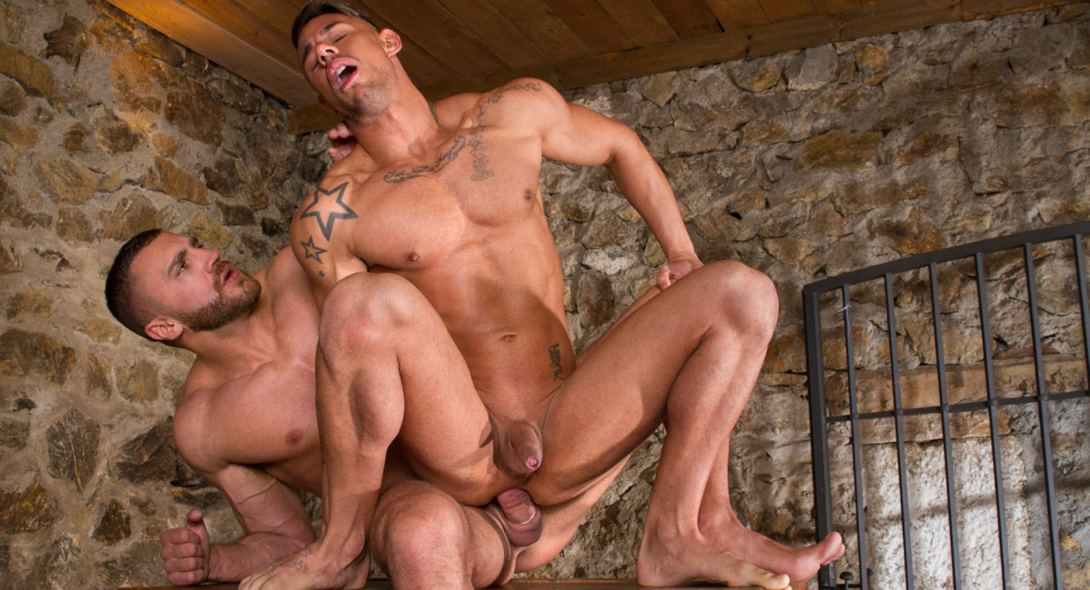 Emir Boscatto & Sergyo Caruso in Hung Country, Scene #04 - RagingStallion young asian gay men