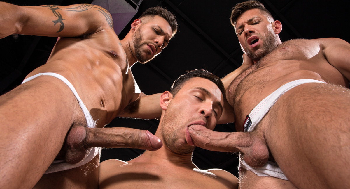FX Rios & Josh Conners in Primal, Scene #03 - RagingStallion black milfs with big tities