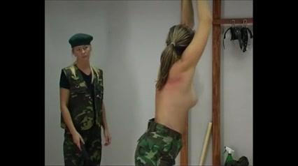 recruits punished 2 Bondage club new york